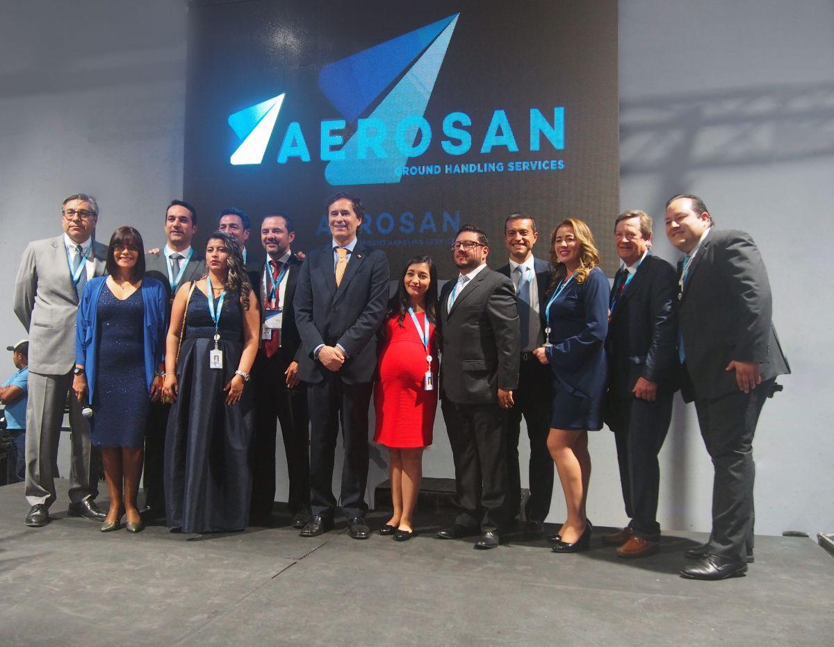 Lanzamiento de marca AEROSAN