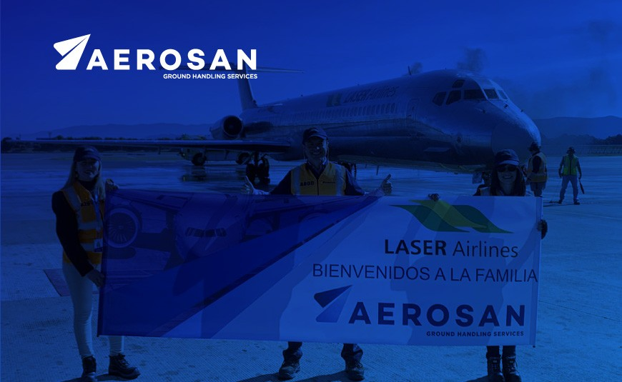 aerosan-laser-airlines